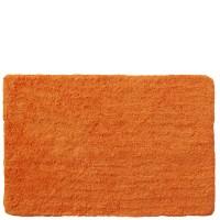 Alfombra de baño lisa naranja 40x60cm