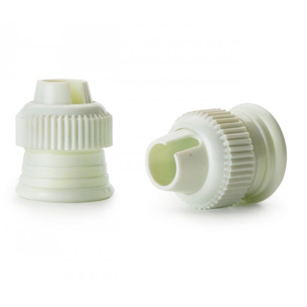 Set 2 adaptadores para boquillas pequeñas