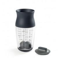 Coctelera para masas Lekue 700ml gris