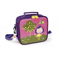 Bolsa isotérmica Mini lunchbox Snack rico Iris Hadas rosa