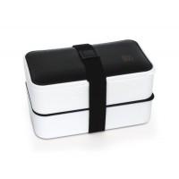 Fiambrera Lunchbox doble Bento 1,2 litros