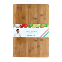 Chop2Pot Plus purple Joseph cutting board