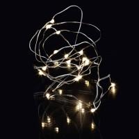 Guirnalda 20 luces leds Knirke 1,9m + 30cm