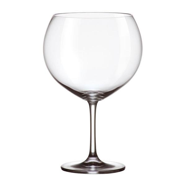 Copa grande cristal de Bohemia para Gin Tonic 990ml y 20cm de alto