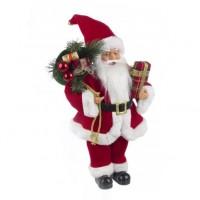 Muñeco de Navidad Papa Noel Tradizionale grande 36x22x60h cm