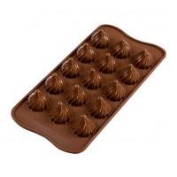 Moules en silicone bonbons Choc Jack Silikomart