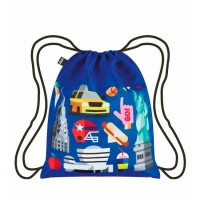 Bolsa Mochila Hey New York Backpack Loqi