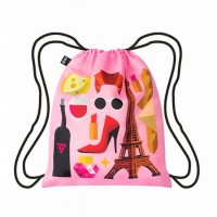 Bolsa Mochila Hey París Backpack Loqi