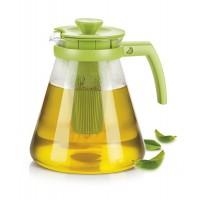 Tetera con filtro 1,25 l Teo Tone verde