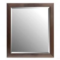 Espejo resina marco champagne 50x60h cm ext. 60x70h cm