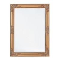 Espejo marco dorado barroco 62x82 cm