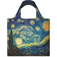 Bolsa plegable Vincent Van Gogh The Starry Night Bag Museum Loqi