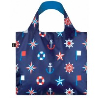 Bolsa plegable Nautical Classic Bag Loqi