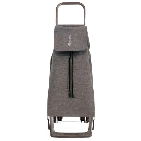 Carro de la compra Jet Tweed Joy 2 ruedas gris