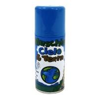 Spray 150 ml cielo decoración navidad 5x5x14,50h cm