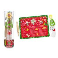 Set repostería para niños galletas de Navidad 8 piezas Cooksmart