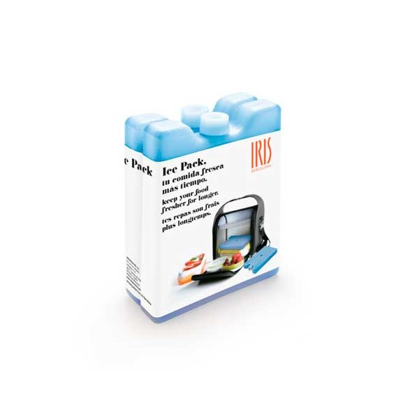 Bloques de frío Ice Pack Blue Edition set 2 unidades x 200ml