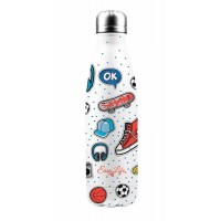 Botella térmica doble pared Easy Life Sports Teen 50cl