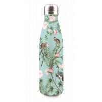 Botella térmica doble pared Easy Life Wild Palmera con monos 50cl