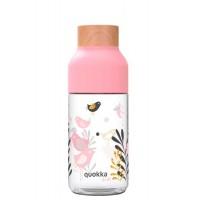 Botella infantil de tritan estampado pájaros rosas Ice Birds 57cl
